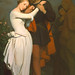 Faust and Marguerite in the Garden - Ary Scheffer