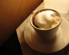 Coffee in Nowy Swiat Cafe (Magda's Cauldron) Tags: coffee krakow nowyswiat krakoff