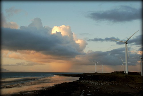 Wind Farm, Workington