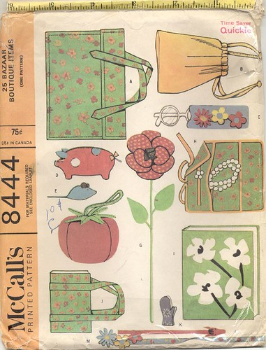 Bazaar Boutique Items, 1966