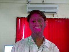 Kiran (thecancerus) Tags: rangpanchami