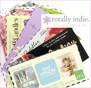 Totally Indie Coupons