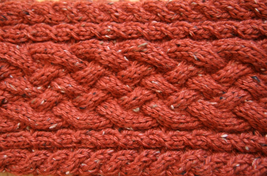 Knittibell Span Stylecolor Rgb153 51 0rupe A Cabled