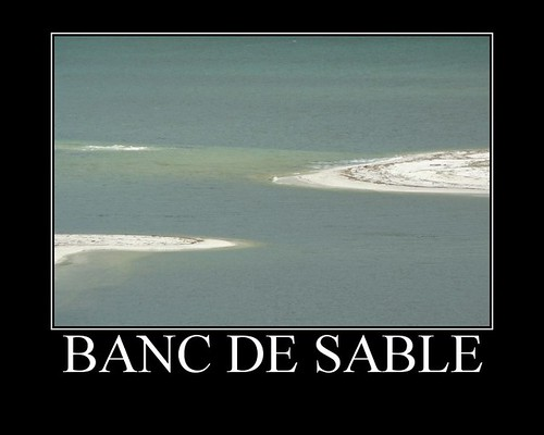 Banc de sable