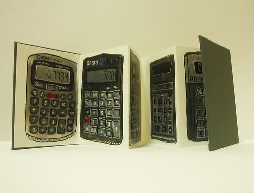 Calculator Book