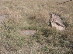 Drover Grave/ Monument Hill
