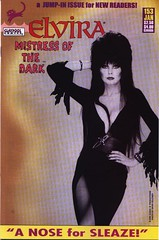 Elvira, Mistress of the Dark #153 cover