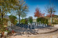 Fuschl am See - Großes Schachspiel