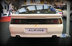 P1040584 (72grande) Tags: rétromobile rétromobile2017 paris portedeversailles parcdesexpositions parisexpo alpine renaultalpine a610