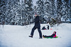 Incline Village Tahoe Sled Riding (Carnesaurus) Tags: tahoe laketahoe snow sledding sledriding inclinevillage nevada