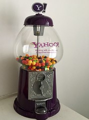 Yahoo! Gumball Machine (fiskadoro) Tags: gumballmachine yahoo