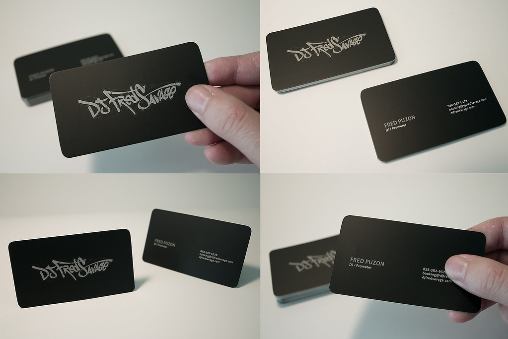 Excellent Business Cards For Dj Contemporary - Business Card Ideas ...