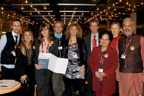Earth Charter Meeting @ COP15