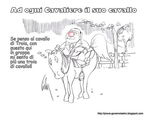 Una Troia Di Cavallo by Livio Bonino