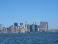 Lower Manhattan on a Clear Day