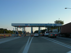 Chesapeake Bay Bridge-Tunnel Toll Booth