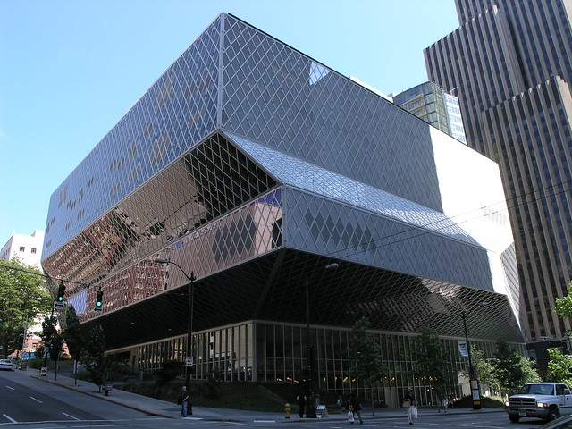 Seattle Public Library 1