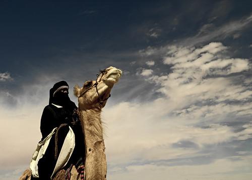 صور للسياحة الصحراوية التي تميز ليبيا - صور صحراء ليبيا - سكان الصحراء الليبية