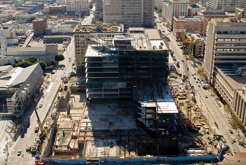LAPD HQ Construction