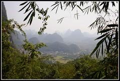 Yangshuo countryside (M.Bob) Tags: china travel landscape asia guilin yangshuo naturesfinest aplusphoto diamondclassphotographer superhearts