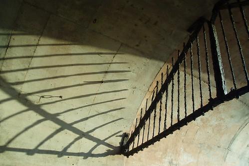 Grillwork Shadow