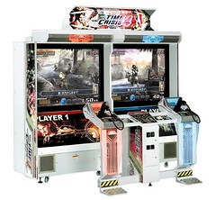 Time Crisis 4: from Arcade to PS3
