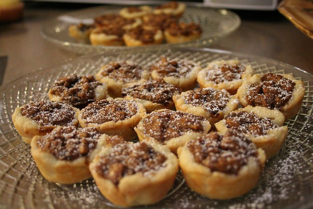 Pecan Tarts recipe from ifood.tv