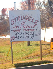 Struggle of Greenville