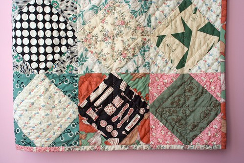 quilt by Rosa Pomar