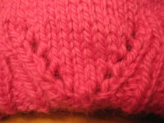 baby hat detail