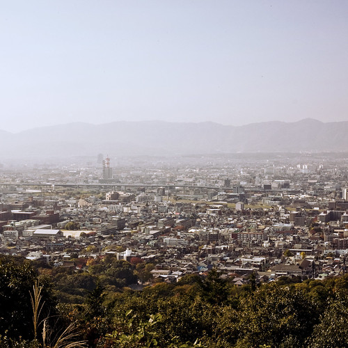 kyoto skyline