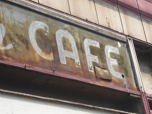 Clinton Cafe Two