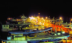 Brasil Manaus   1 B (alainrobichon Thanks for 80 millions views) Tags: fish brasil night port boat market manaus amazonas amazonia