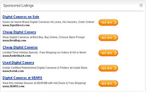 Shopping.com AdSense
