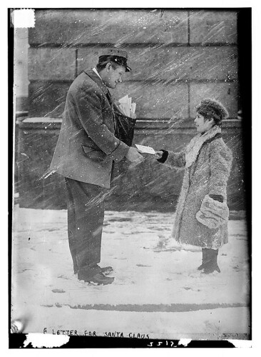 Letter for Santa Claus (LOC)
