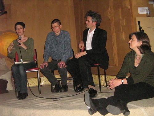 Nicki, Bruce, Erica and Bernard