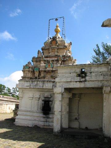 main sanctum, b r temple