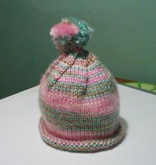 Preemie Hat 4