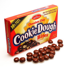 Milk Chocolate Cookie Dough Bites