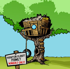 phantom planet tree house