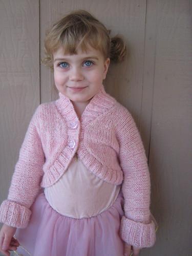 ballet sweater 1