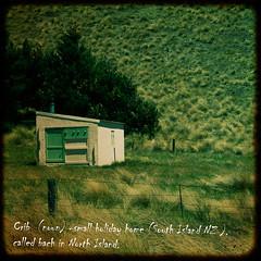 Crib (borealnz) Tags: newzealand square bach hut definition crib otago dictionary bsquare loganburndam borealnz