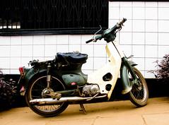 Fancy scooter