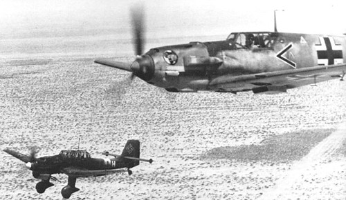 Warbird picture - Bf 109