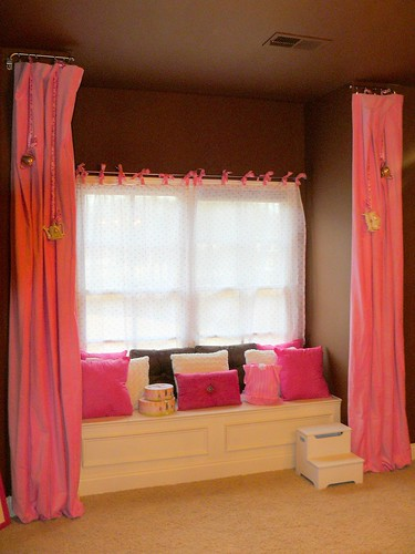 pink dreams drapes (by champagne.chic)