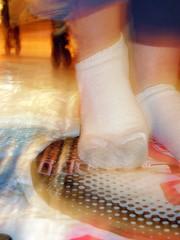 DDRin' Katee Feet