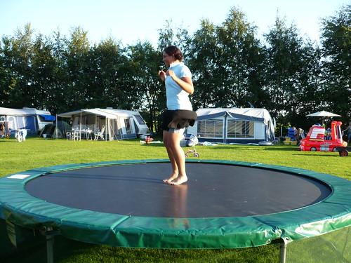 netherlands europa europe nederland august trampoline paysbas 2007 uncola biketrip nwilkins benelux niederland celesteh