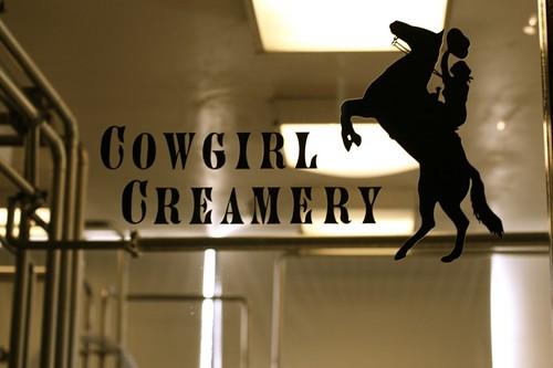 Cowgirl Creamery: Pt. Reyes Station
