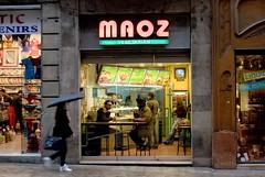 Maoz Felafel, Barcelona