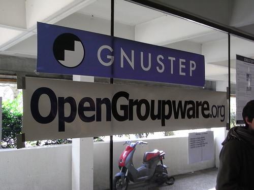 GNUSTEP, OpenGroupware